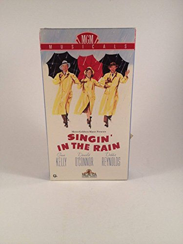 Singin in the Rain - Fortieth Anniversary Edition [VHS] Gene Kelly